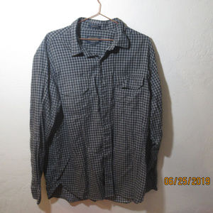 Mens XL Pendleton Fairbank Long Sleeve Flannel